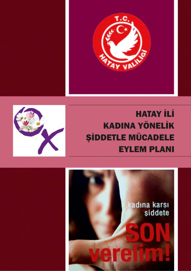 Hatay İli Kadına Yönelik Şiddetle Mücadele Eylem Planı
